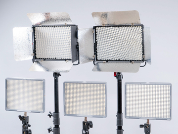 Rent: Aputure LED 5-Panel Kit