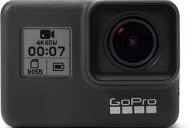 GoPro HERO7 Black + Extras