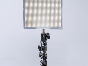 Rent: Aputure HR672C - Color Temp Variable LED Panel