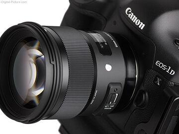 Rent: Canon EOS-1D X Mark II w/ Sigma Lens KIT