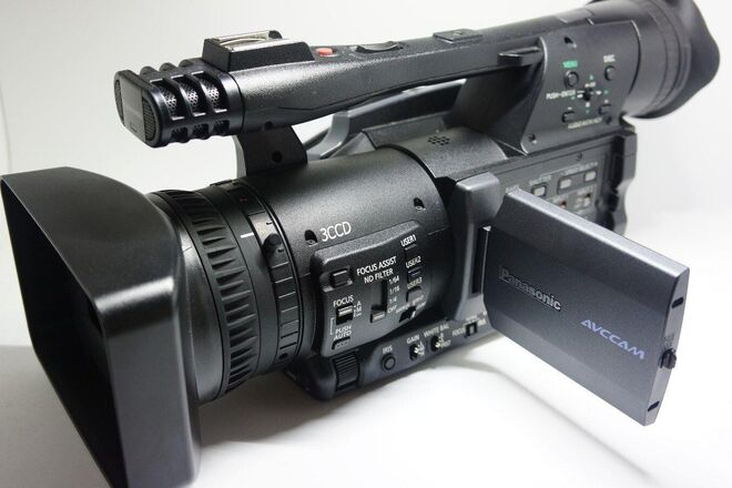 Panasonic AG-HMC150P HD Camcorder