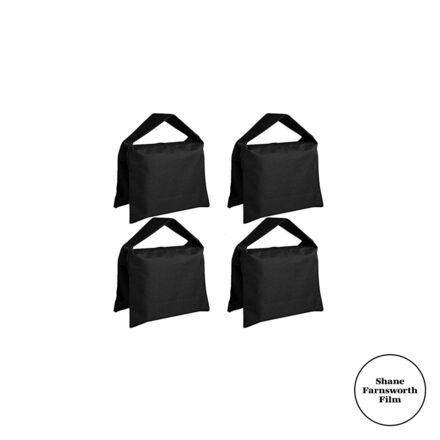 25 lb Sandbags (Set of 4)