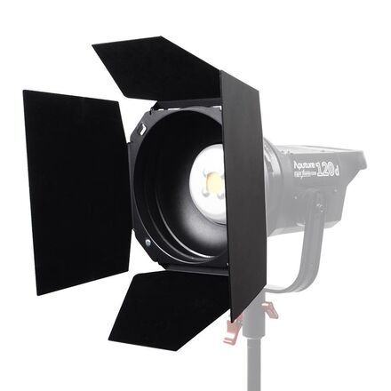 Aputure Bowens Mount Barndoors for the 120D and 300D