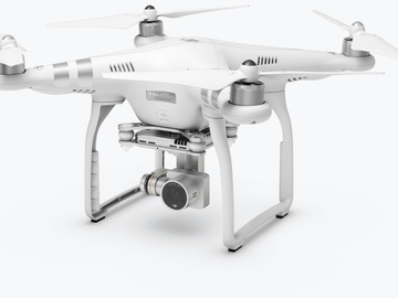 Rent: DJI Phantom 3 Advanced w/ Extra Battery