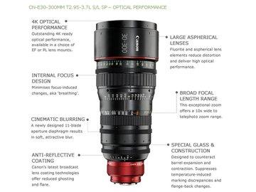 Rent: Canon 30-300 PL
