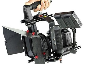 Camera Cage with Matte Box