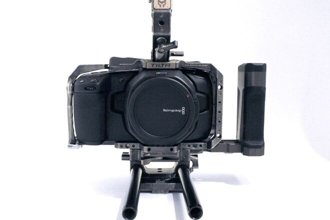 Tilta Advanced Cage for Blackmagic Pocket Cinema 6k