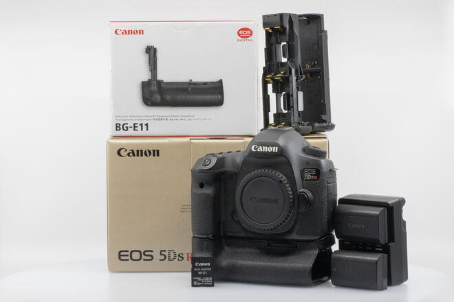 Canon EOS 5DS R/BG-E11