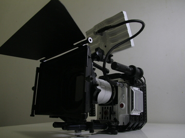 Rent: Cinema Camera with lens