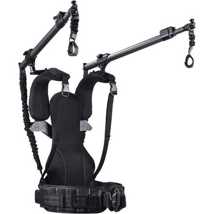 Ready Rig GS Stabilizer + Pro Arms + CineMillded Spindles