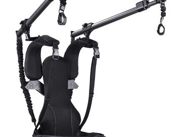 Rent: Ready Rig GS Stabilizer + Pro Arms + CineMillded Spindles