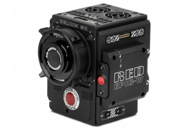 RED Epic-W 8K Package (+512Gb Mag)