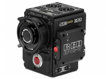Rent: RED Epic-W 8K Package (512Gb Mag + Camera Tech)