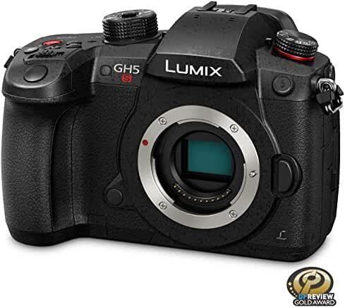 FULL KIT-Panasonic Lumix DC-GH5S Digital Camera