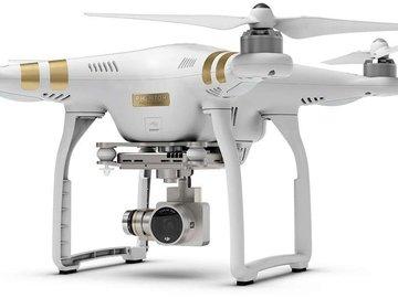 Rent: Drone Phantom 3 Professional