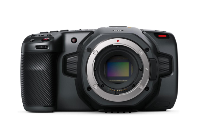 Blackmagic Design Pocket Cinema Camera 6K - Cinema Package
