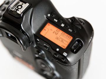 Rent: Canon EOS 1DC