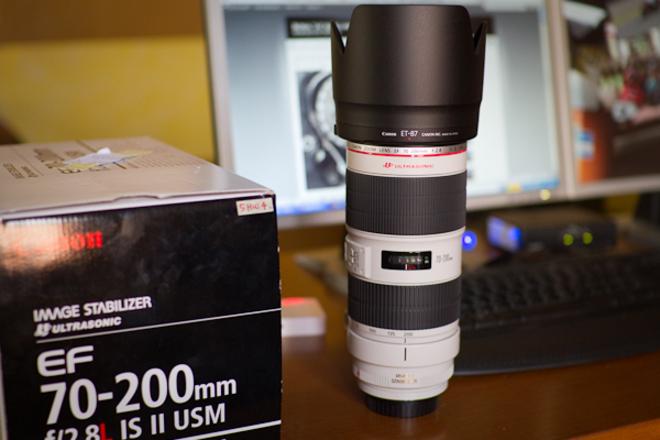 70-200mm f/2.8 IS USM II