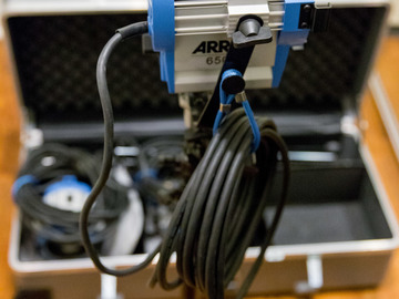 ARRI 3pc Light Kit