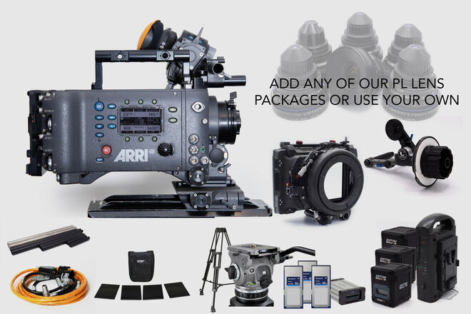ARRI Alexa CLASSIC Complete Package NO LENSES
