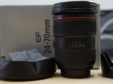 24-70mm f/2.8L USM II