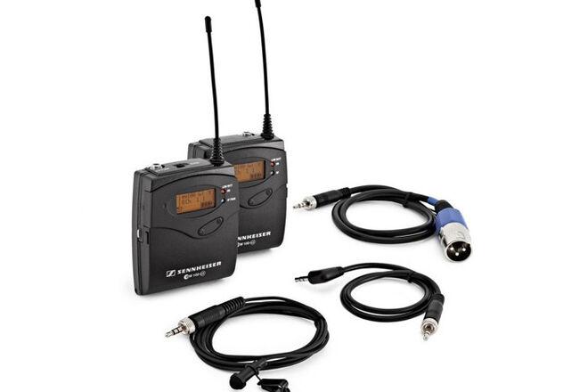 Sennheiser ew 100 ENG G3 Wireless Kit (#1)