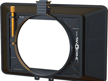 "Rent: Bright Tangerine Misfit Atom 4x5.65"" for Gimbal"