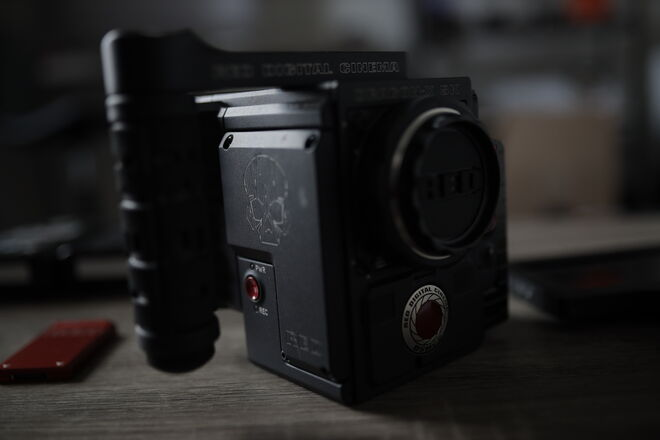 RED Scarlet-X Dragon 5K Kit (Canon Mount)