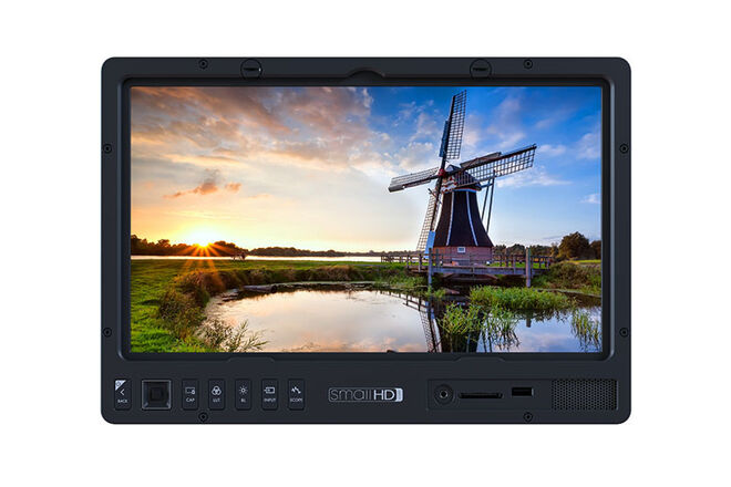 SMALLHD 1303 MONITOR HDR Gold Mount Kit, *DECEMBER SPECIAL