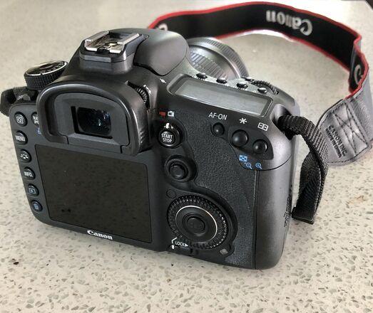 Canon EW-EOS7D Wide Strap