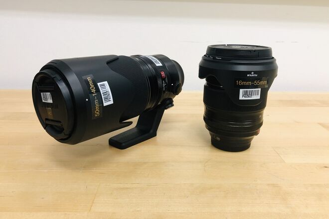 Fujifilm Lens Package ( 16-55mm f/2.8 & 50-100mm f/2.8)