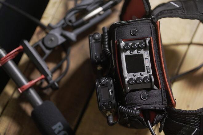 Sound Mixer Kit - Zoom F6 2x Rode Link Wirless Lav Rode NTG2