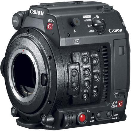 Canon C200 EF + Hard Case