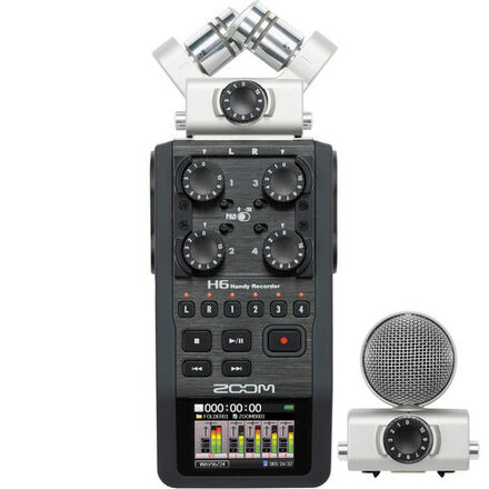h6n Audio Recorder