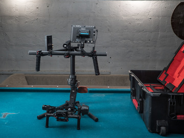 Rent: Ultimate DJI RONIN PACKAGE