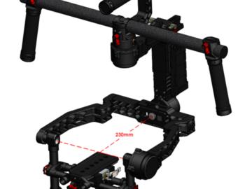 Rent: DJI Ronin 3-Axis Gimbal Stabilaizer