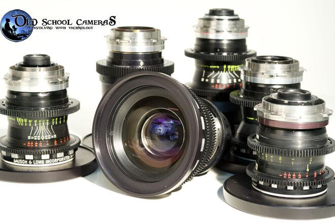 SUPER BALTARS - T2.3 (6 Lens Set) BAUSCH & LOMB