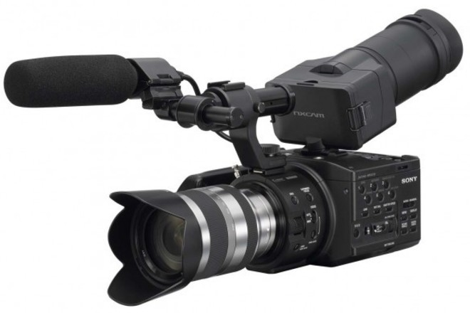 Sony FS100 + Lens + Accessories
