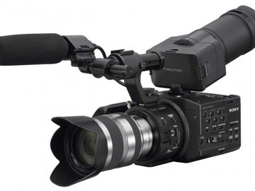 Rent: Sony FS100 + Lens + Accessories