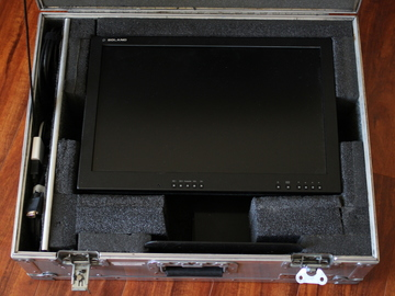 Rent: 20' Boland Production Monitor  - 10bit - PiP