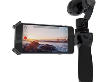 Rent: DJI OSMO Handheld with 3-Axis Gimbal - 4K w/ Accessories