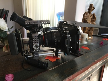 Rent: Sony A7s2 Complete Package
