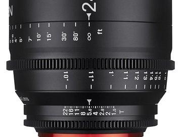 Rent: Rokinon XEEN 24mm Cine Lens