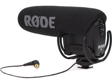 Rent: Rode VMPR VideoMic Pro R
