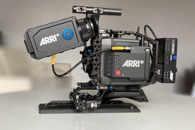 ARRI Alexa Mini LF RTS w/4TB Codex Media
