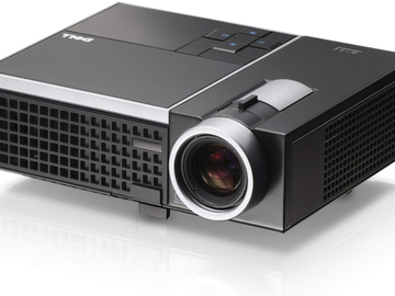 Rent: Dell M410HD Projector HDMI 2,000 Lumen