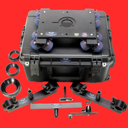 Dana Dolly Kit universal track, stands, 4, 6, 8 speed rail