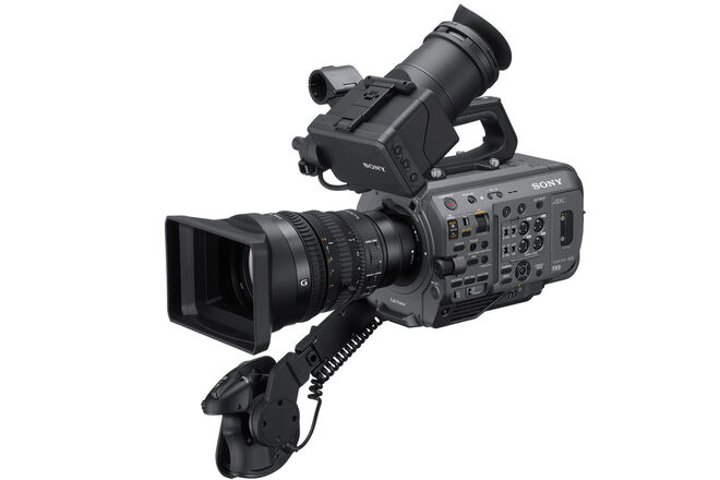 Sony FX9 6K Full Frame Cinema Camera