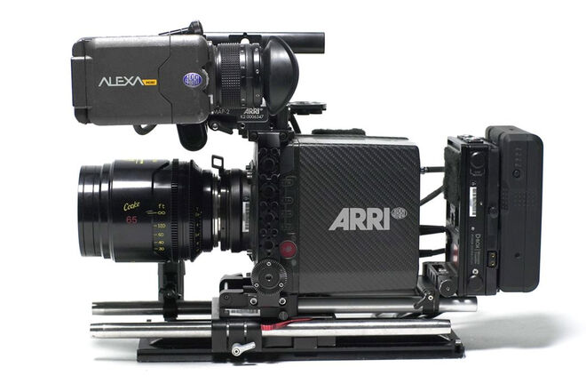 ARRI Alexa Mini + Cooke Mini S4/i Lenses | COMBO Package