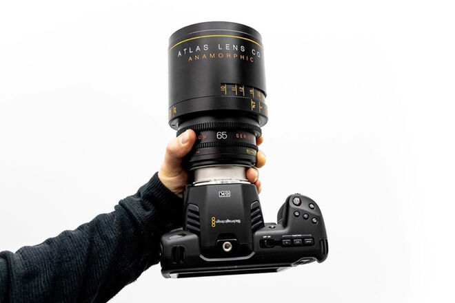 BMPCC 6K PL/EF + Atlas Anamorphics | Combo Package